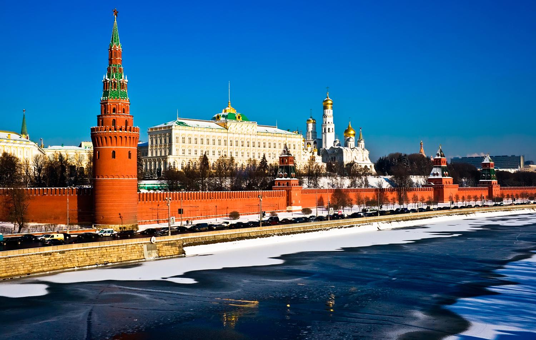 Kreml, Moskva