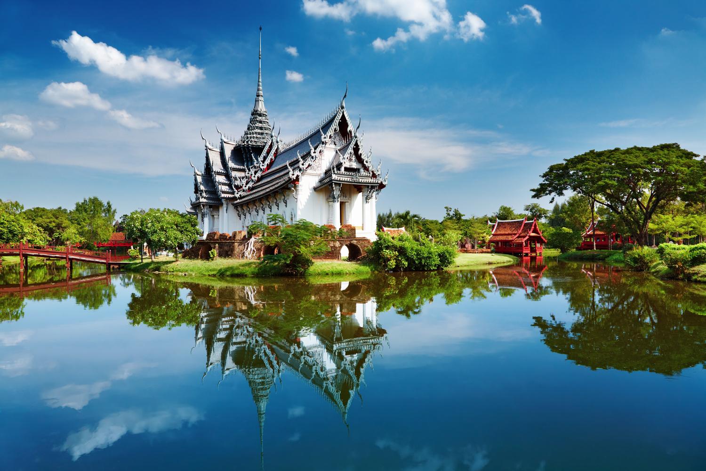 Palác Sanphet Prasat, Thajsko